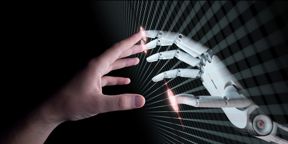 What the Future Might Look Like With Blockchain and AI At the Forefront
