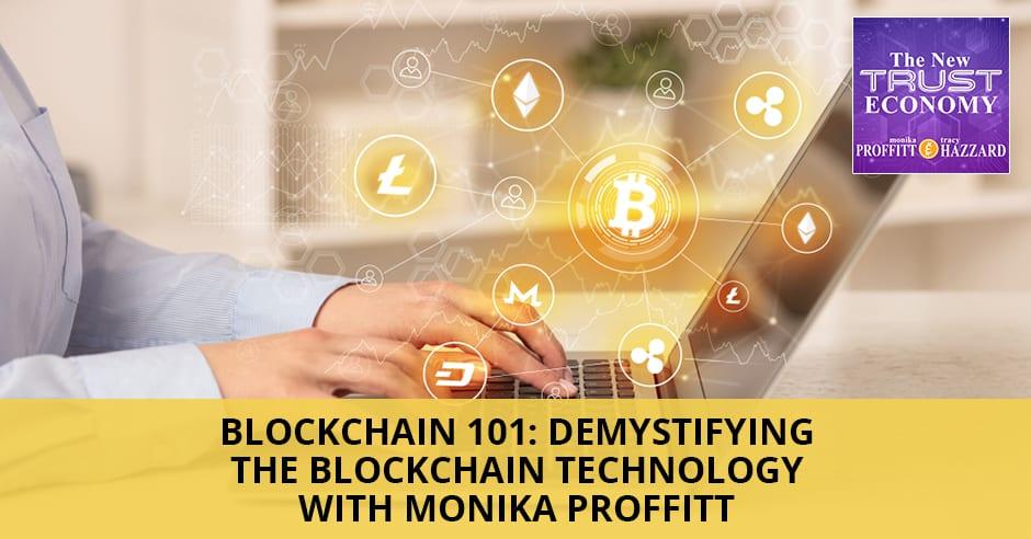 NTE Monika | Blockchain