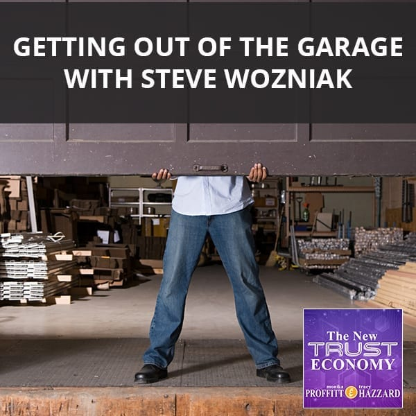 Getting Out Of The Garage with Steve Wozniak