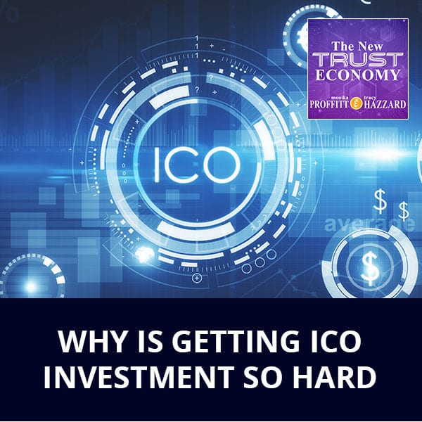 Why Is Getting ICO Investment So Hard