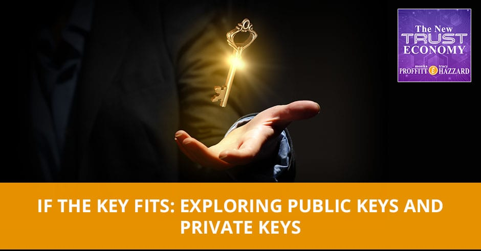 NTE 11 | Public Keys And Private Keys