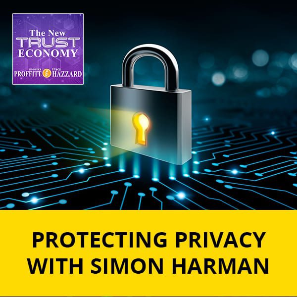 Protecting Privacy with Simon Harman